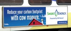NW Natural Smart Energy: Bus Ad