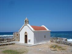 Chapel near Star Beach Chersonissos, Greece