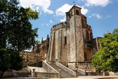 Castle of the Knights Templar Tomar, Portugal