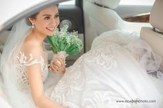 The Official Photos of Kaye Abad and Paul Jake Castillo's Wedding Will Make You Believe in Happily Ever After Wedding Blog, Wedding Photos, Bride And Breakfast, Make You Believe, October 2014, Cebu, Happily Ever After, Philippines, Wedding Dresses