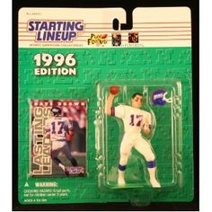 DAVE BROWN / NEW YORK GIANTS 1996 NFL Starting Lineup Action Figure & Exclusive NFL Collector Trading Card (Toy)  http://budconvention.com/zone1.php?p=B000TMMBLA  #newyork