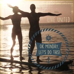 Join the Town of Palm Beach United Way's OK MONDAY, LET'S DO THIS Campaign to add purpose and exctitement to your week: https://townofpalmbeachunitedway.wordpress.com/2015/03/23/its-monday-lets-do-this/