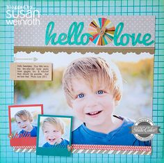 hello love hello, 2 photo scrapbook layouts, scrapbook idea, yearbook layout, scrapbook photo, yearbook collect, blog, yearbooks, susan weinroth