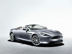 2012 Aston Martin Virage Volante - James Bond Coupe! Please and Thank-You