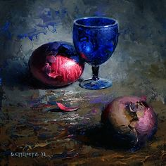 The Favored by David Cheifetz Oil ~ 6 x 6