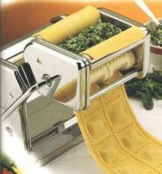 Ravioli lisäosa Marcato pastakoneeseen
