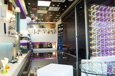 """Showroom Interior Design - Silvan Francisco, """"Iluminación & Formas"""" in Madrid. 2014. #decoración #aquitecturadeinterior #business #decoradorMadrid #decoracionMadrid #Madrid #BarriodeSalamanca #superestilo #interiordesign"""
