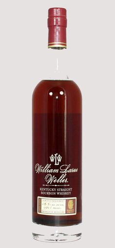 William Larue Weller limited edition bourbon. Want.