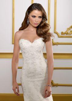 Wedding Bridal Gowns - Designer Morilee � Wedding Dress Style 1813
