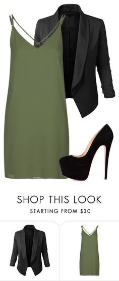 """""""Untitled #273"""" by kate-reads on Polyvore featuring LE3NO and Topshop"""