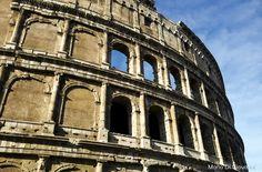 Colosseo (particolare) - Roma [Italy]