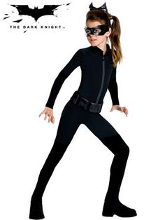 Catwoman Child Costume   Wholesale TV and Movie Halloween Costumes for Girls