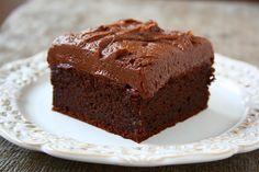 collecting memories: Chocolate Sour Cream Cake