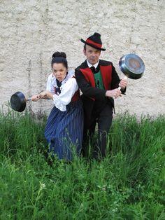#CornArt - Culinary cabaret with Dietmar Gamper & Veronika Pircher