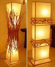 Unusual and fun! #home #decor #design #lighting
