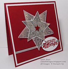 Cattail Designs: Stampin Up PAL's Paper Arts challenge #217