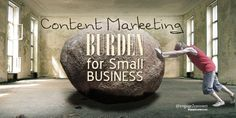 Local Small Business content marketing problems