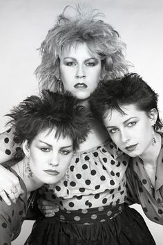 Bananarama - Iconic Hairstyles – Most Classic Hair Dos of All Time ...