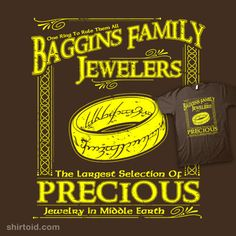 Baggins Family Jewelers