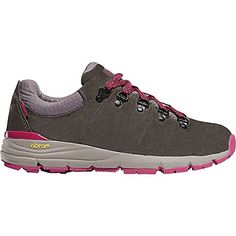 Danner Womens Mountain 600 Low 3 Hiking Boot GrayPlum 105 M US * Read more at the image link. (This is an affiliate link) #CampingFootwear