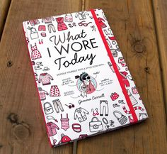 What I Wore Today by Gemma Correll by Alyssa Nassner, via Flickr