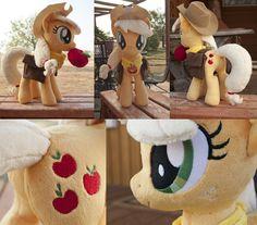 Applejack for ChuckinBrony by adamlhumphreys.deviantart.com on @DeviantArt