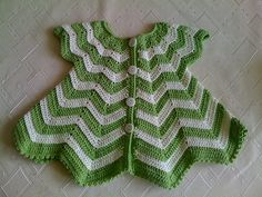 Star-Shaped Colorful Baby Vest By Svetlana M. Crochet Dress Girl, Baby Girl Crochet, Crochet Baby Clothes, Knit Or Crochet, Free Crochet, Crochet Toddler, Crochet For Kids, Baby Doll Clothes, Baby Vest