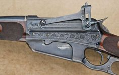 The Winchester 1895 Rifle: Winchester's other lever