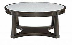 Bernhardt Furniture Sutton House Round Cocktail Table