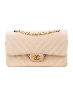 Chanel Classic Medium Double Flap Bag // Designer Handbags