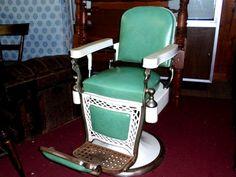 Hudson Goods Blog: Vintage Industrial Furniture » barbers chair ...