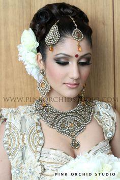Indian/Pakistani Wedding Makeup-Gorgeous