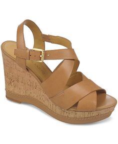 Franco Sarto Shiver Platform Wedge Sandals - All Women's Shoes - Shoes - Macy's