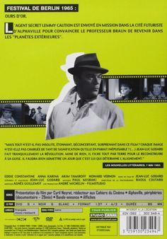Alphaville DVD