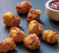 Bolitas de patata especiales al horno