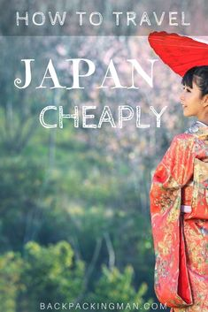 Japan travel | Japan is expensive but it might not be as bad as you may think. See for yourself the costs of budget travel in Japan in this post. #Japan #travel
