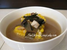 The Chinese Soup Lady & Chinese Soup Recipes » Blog Archive » Loquat Soup (For The Lungs)