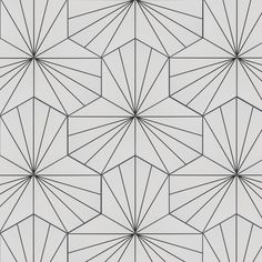 EliteTile Misha Hex x Porcelain Field Tile in White/Black Mosaic Tiles, Wall Tiles, Tiling, Hex Tile, Modern Mosaic Tile, Vinyl Tiles, Backsplash Tile, Tile Art, Mehndi Designs
