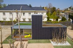 Sistema Abierto de Viviendas Modulares Sostenibles (SAVMS) / Cso Arquitectura © Jesús Rojo