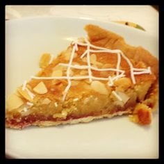 Mary Berry's Bakewell Tart - Great Comic Relief Bake Off Challenge No. 2 - http://www.alldishes.co.uk/r/mary-berry-s-bakewell-tart---great-comic-relief-bake-off-challenge-no--2-2732574.html