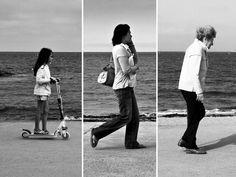 Les Lundis Ensemble - Le temps qui passe ( en triptyque). | Flickr ...