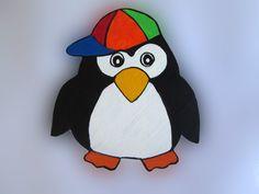 Imãs de geladeira / Magnets - Pinguim 43