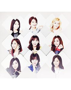 K2POP - GIRL'S GENERATION (SNSD) SM POPUP STORE OFFICIAL GOODS : FAN