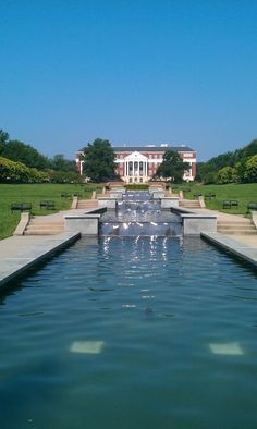 University of Maryland, College Park.  Scene Setter/Medium Shot
