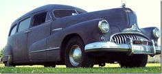 1948 Buick Roadmaster hearse | Hearses & Funeral Cars | Pinterest ...