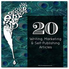 "More articles on writing, self publishing & book marketing. This collection includes a fabulous article on ""How to become a successful author"", an exploration of how one author made $450k on Amazon"