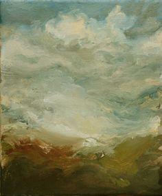 "Saatchi Online Artist karien deroo; Painting, ""Midsummer Madness"" #art"