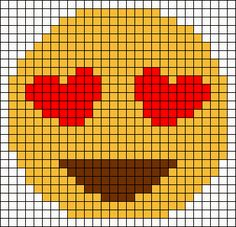 Thrilling Designing Your Own Cross Stitch Embroidery Patterns Ideas. Exhilarating Designing Your Own Cross Stitch Embroidery Patterns Ideas. Alpha Patterns, Loom Patterns, Crochet Patterns, Emoji Patterns, Cross Stitching, Cross Stitch Embroidery, Embroidery Patterns, Pixel Crochet, Crochet Chart