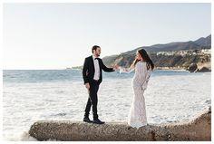 Malibu Engagement Session: Jenn & Brittin - Jana Williams Photography Blog