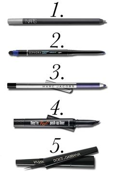 We Tested 5 Long Lasting Eyeliners